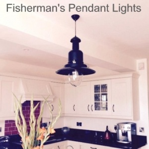 fisherman's pendant lights