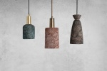 New Organic Ceramic Pendant Lights