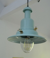 Nautical Fisherman's Pendant Light ideal for coastal cottages