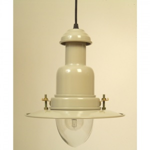 Putty Grey Fisherman's Pendant Light | 3 Sizes