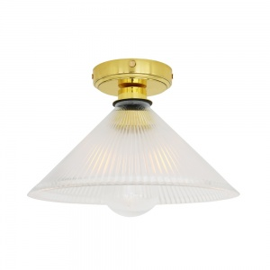 Beck Holophane Bathroom Ceiling Light IP65