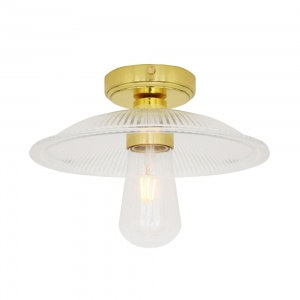 Gal Holophane Bathroom Ceiling Light IP65