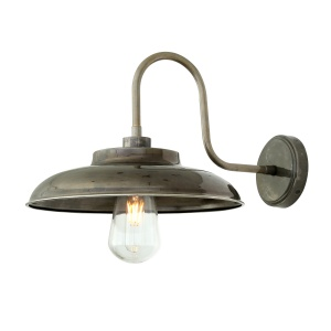 Darya Swan Neck Bathroom Wall Light IP65