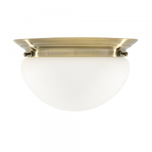 Calix Holophane Flush Ceiling Light