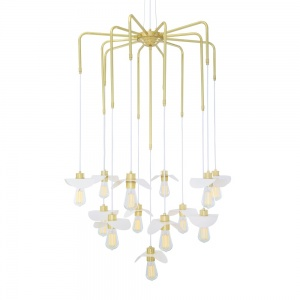 Madaba 13 Light Modern Pendant Chandelier