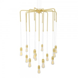 Sela 13 Light Modern Pendant Chandelier