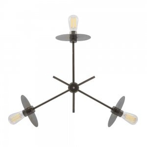 Kigoma Flush Chandelier