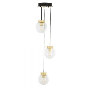 Agusta Chandelier, Three Globe