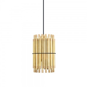 Oxford Oval Brass Chandelier