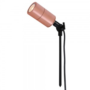 Vanora Copper Outdoor Garden Spot Light