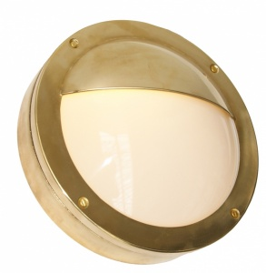 Begawan 270mm Semi - Flush Wall Light