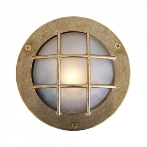 Muara Flush Wall Light 14 cm IP64