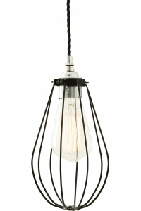 Vox Vintage Cage Pendant Light