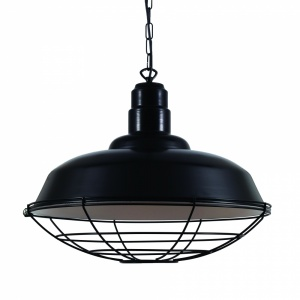 Cobal Powder Coated Industrial Pendant