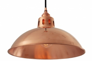 Berlin Copper Pendant Light