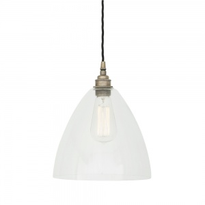 Luang Contemporary Glass Mini Pendant Light