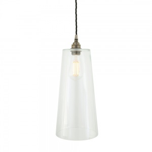 Malang Contemporary Glass Pendant Light