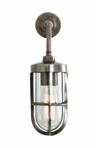 Carac Well Glass Wall Light IP65