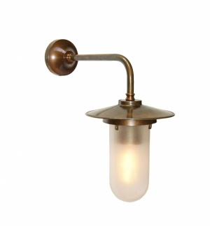 Florin Well Glass Wall Indoor or Outdoor Light