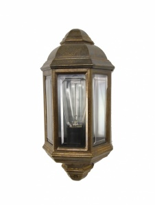 Brent Traditional Exterior Wall Light