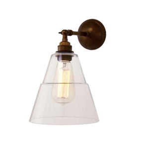 Straff Industrial Wall Light