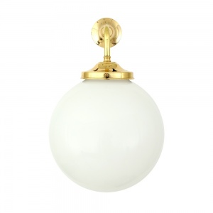 Bamako Globe Wall Light 25 cm