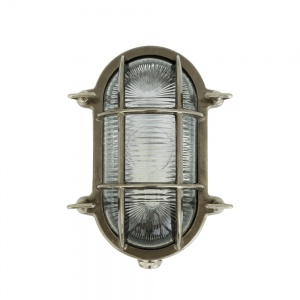 Ruben Small Oval Bulkhead Light IP64