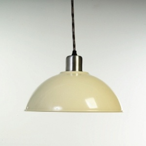 Retro Basin Hanging Light in a Choice of Colours