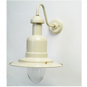 Large Harbour Outdoor Wall Light - Colour Choice