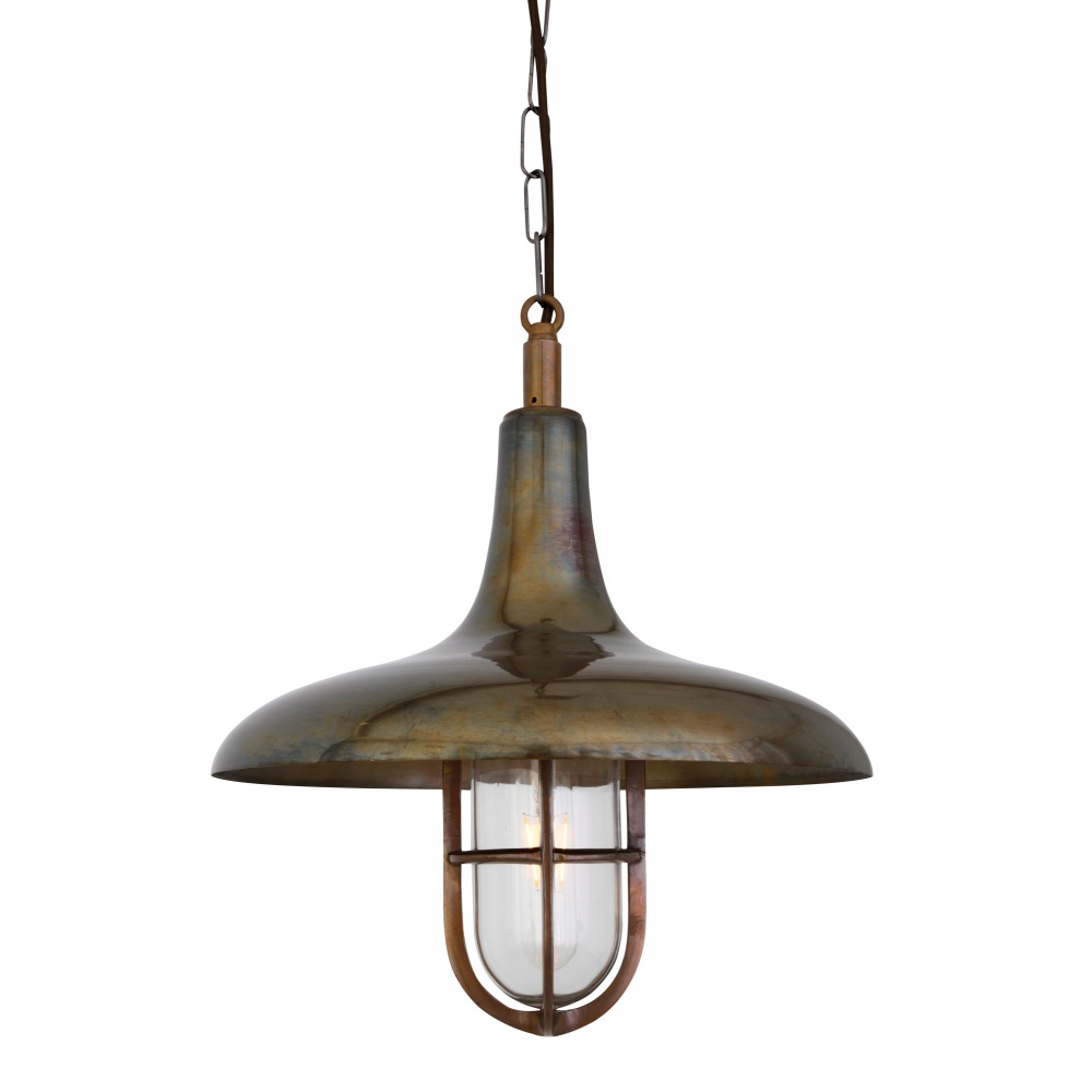Mira Nautical Weatherproof Pendant Light IP65