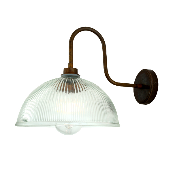 Maris Swan Neck Bathroom Wall Light IP65