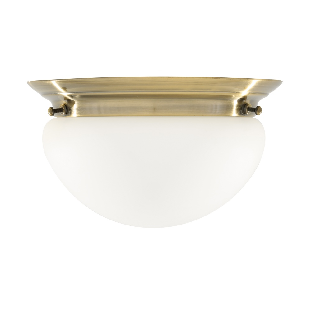 Clyde Semi Flush Ceiling Light