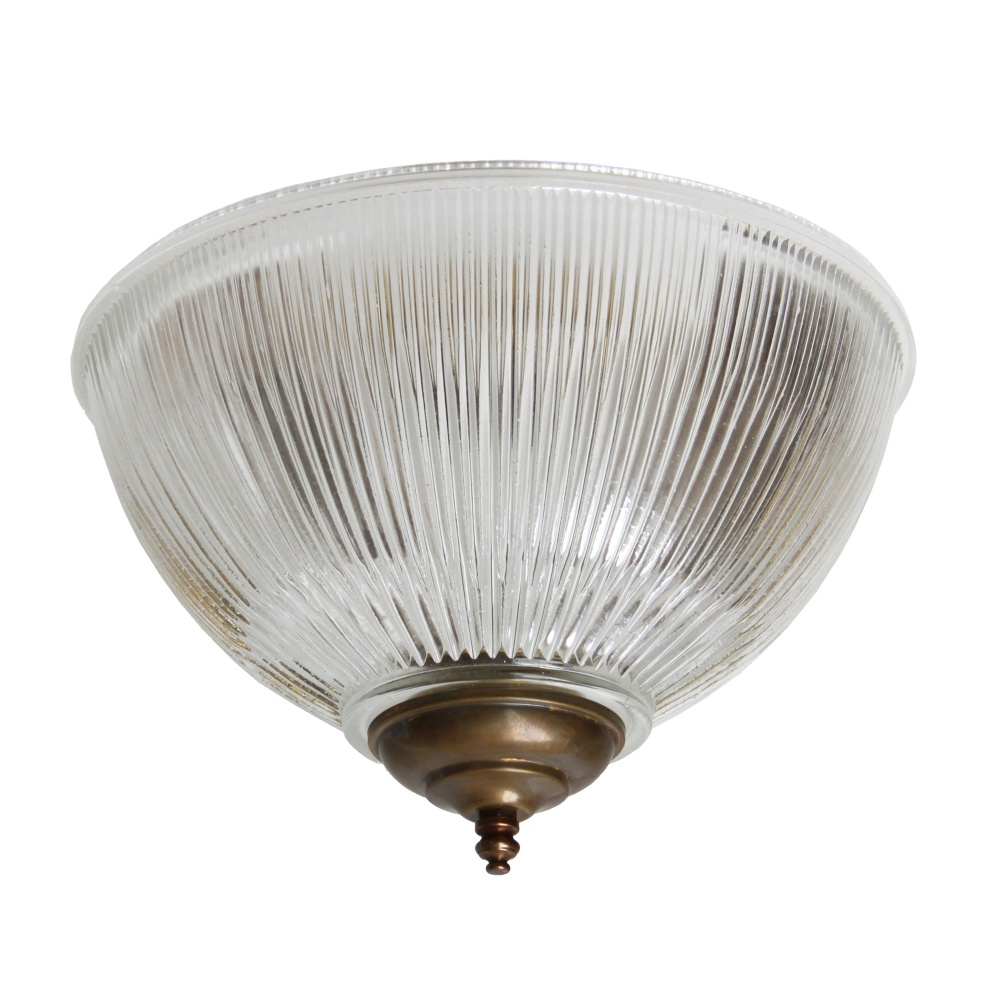Dome Ceiling Lights: Moroni Reverse Dome Ceiling Light