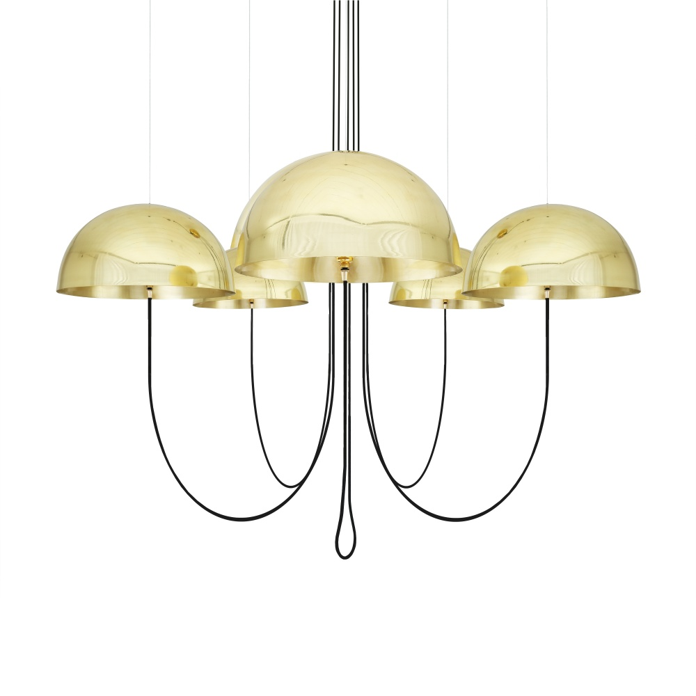 Alegre 5 Light Floating Chandelier