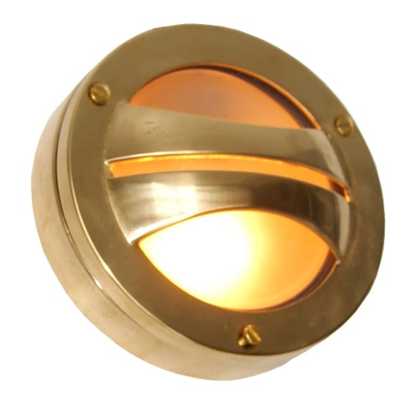Seri 140mm Semi-Flush Wall Light