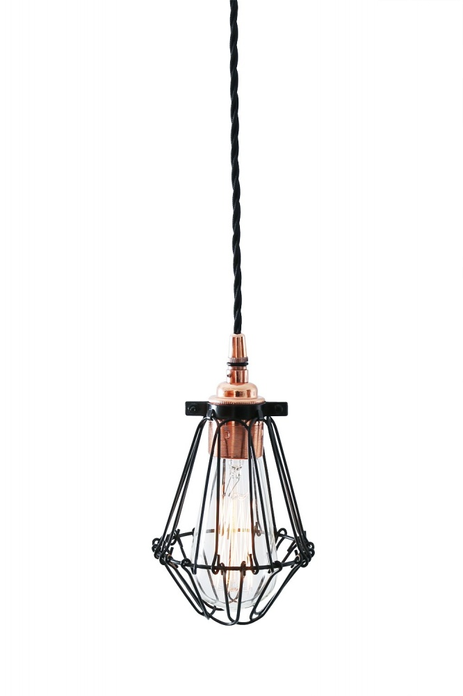 Juba Cage Pendant Light