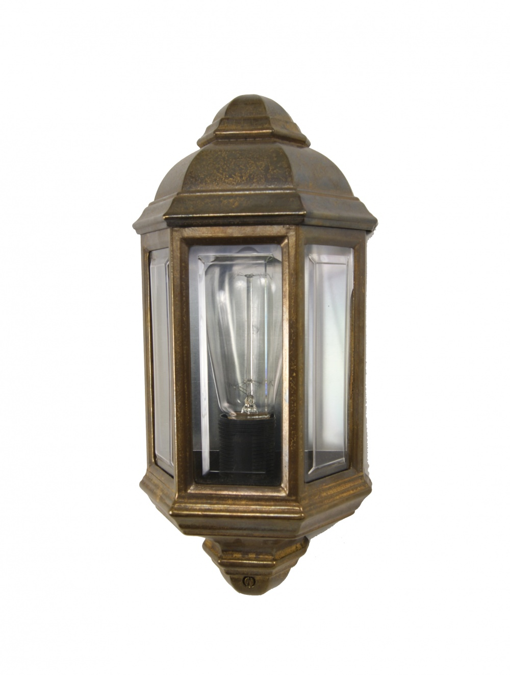 Brent Traditional Exterior Wall Light IP44