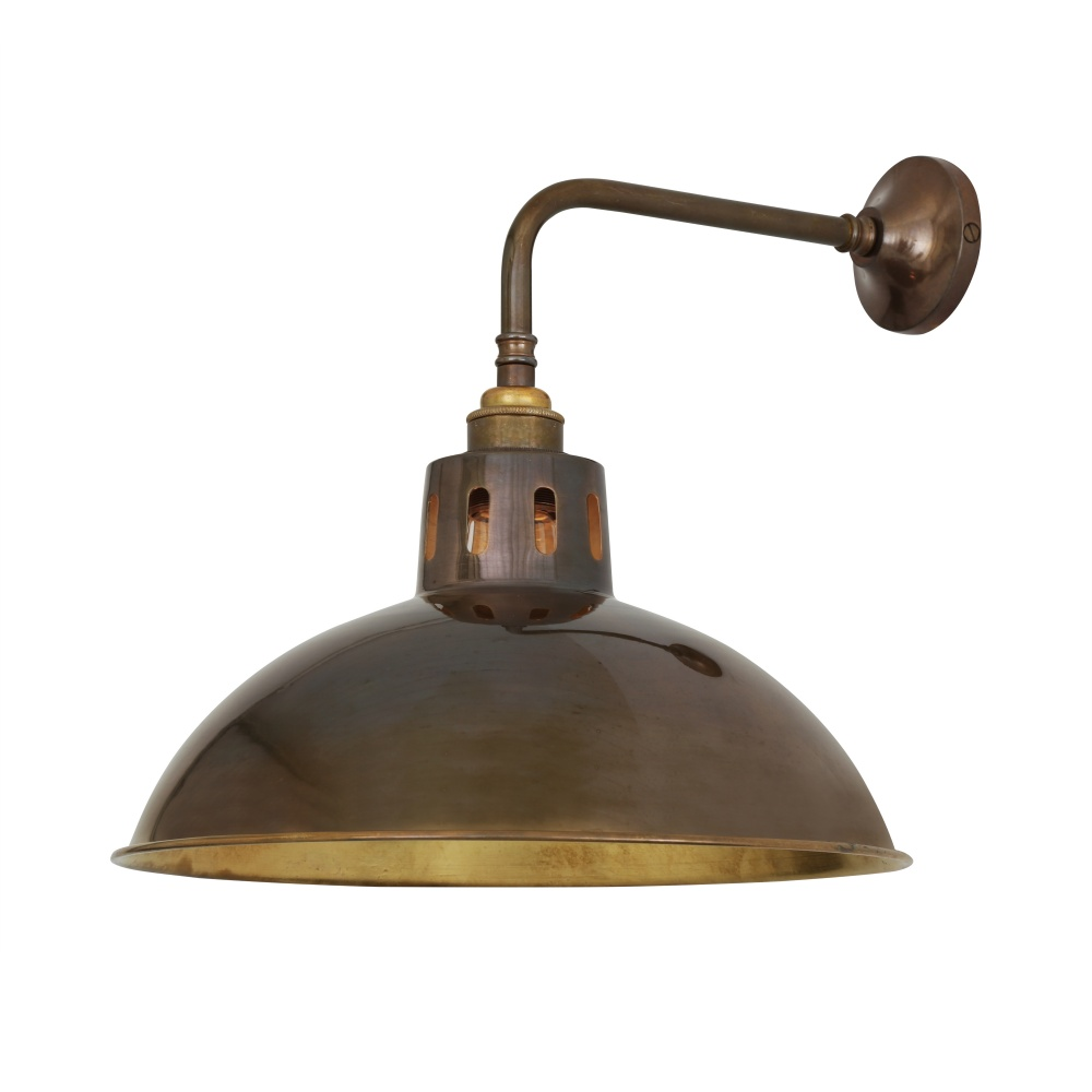 Paris Industrial Wall Light