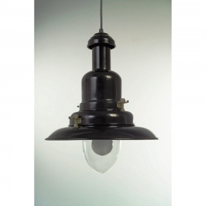 Black Fisherman's Pendant Light | 3 Sizes