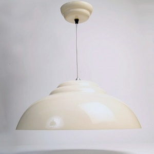 Retro Bowl Kitchen Pendant Light | Choice Colours