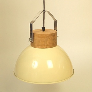The Woody Standard Pendant Light | 4 Colours